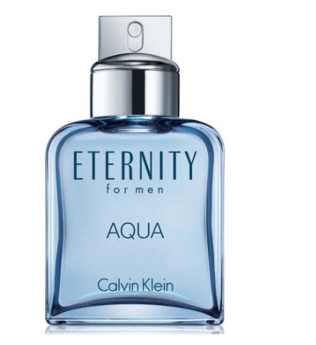 Calvin Klein Eternity Aqua Eau De Toilette For Men, 6.7 Oz
