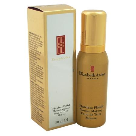 Elizabeth Arden Vanilla Foundation - Flawless Finish Mousse Makeup - # 25 Bisque by Elizabeth Arden for Women - 1.7 oz Foundation