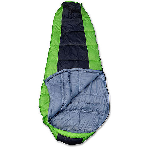 GigaTent Forrest Mummy 35-Degree Adult Sleeping Bag by Generic