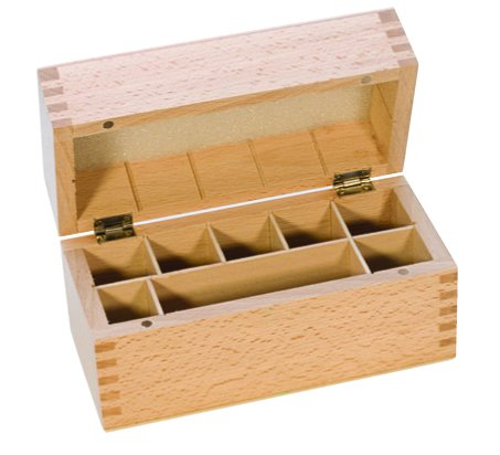 Sona Extra Large Wooden Storage Acid Box 8