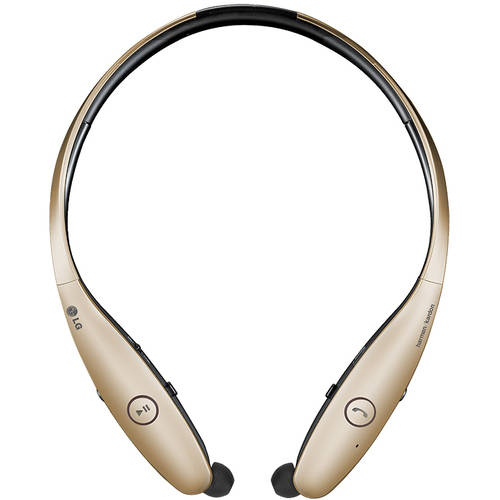 LG Tone Infinim Wireless Stereo Headset, Gold