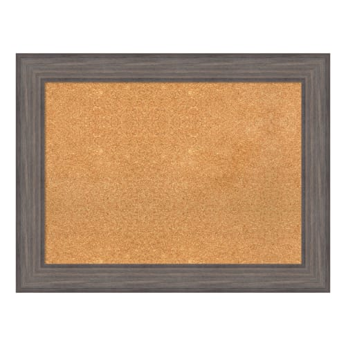 Amanti Art DSWCOUCB3426 Country 34 Inch x 26 Inch Framed Cork Board
