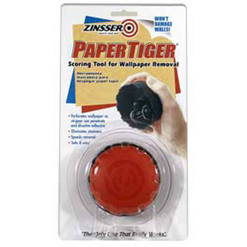 Zinsser PaperTiger Scoring Tool for Wallpaper Removal