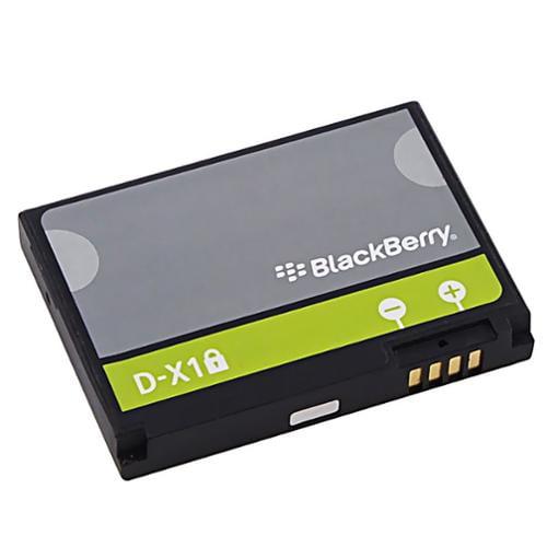 Original OEM Battery D-X1/BAT-17720-002 (Refurbished) For Blackberry 8900 9530 9630 9650