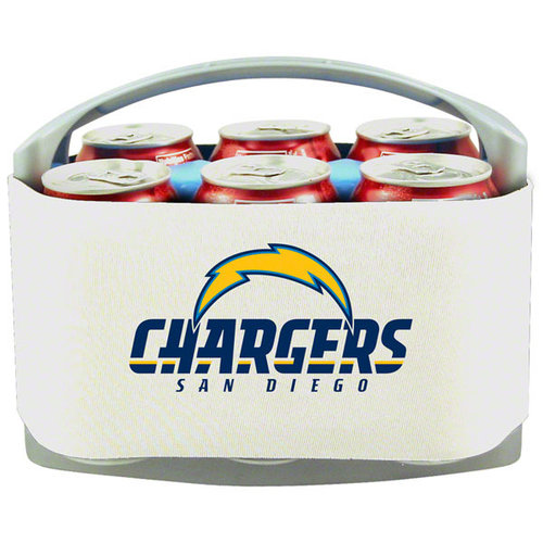 NFL - San Diego Chargers Quick Snap 6-Pack Cooler