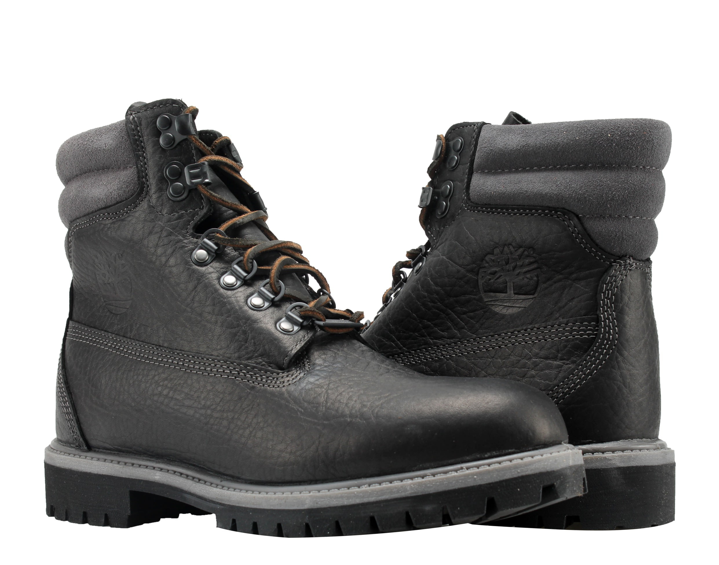 Timberland 6-Inch Premium 640 Below Waterproof Black Limited Men's Boots A1M98 by