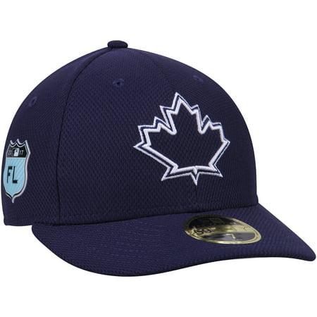 4a6ffd8bea7 Toronto Blue Jays New Era 2017 Spring Training Diamond Era Low Profile  59FIFTY Fitted Hat - Navy - Walmart.com