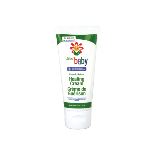 Lafe's Natural Body Care Healing Diaper Cream - 2.54 oz