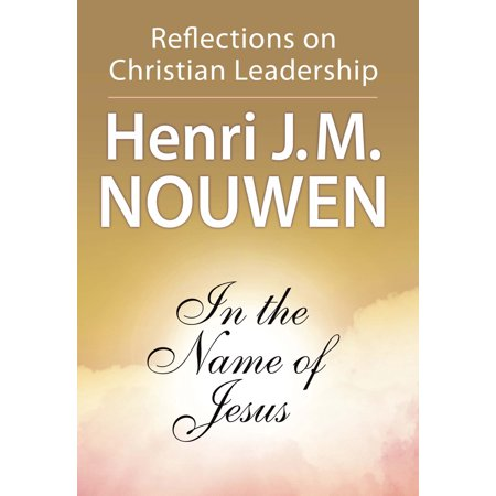 In the Name of Jesus : Reflections on Christian Leadership - Christian Reflection Halloween