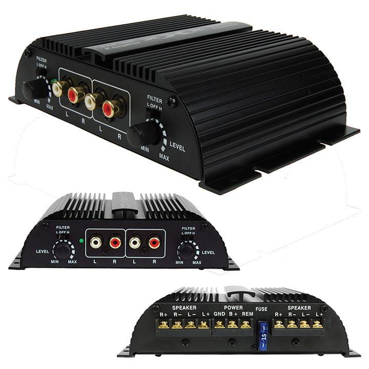 Audiopipe XTM400 Xxx 4 Channel Ic Amplifier