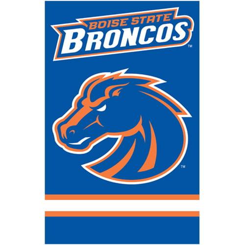NCAA Applique Flag, Boise State Broncos