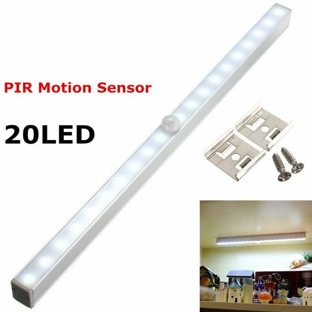 20 Led Closet Light Under Cabinet Light Wireless Pir