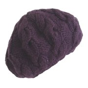 Nirvanna Designs Cable Beret