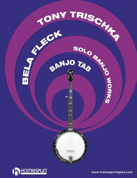 Solo Banjo Works by