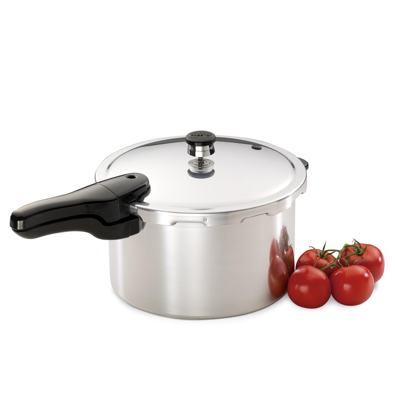 Presto 8-Quart Aluminum Pressure Cooker 01282