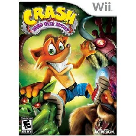 Image of Crash: Mind Over Mutant - Nintendo Wii