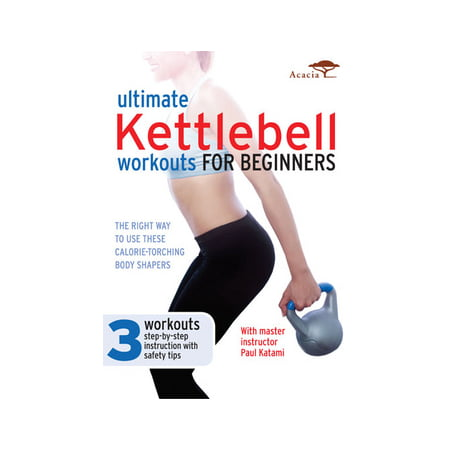 KETTLEBELL-WORKOUTS FOR BEGINNERS (DVD/WS) (DVD)