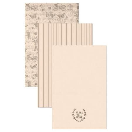 Heritage Lace NS3TTC-2 Natures Script Tea Towels, Set of 3 - image 1 de 1