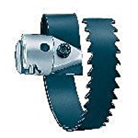 Drain Cleaner Tools Spiral Sawtooth Cutter 3 In T 22