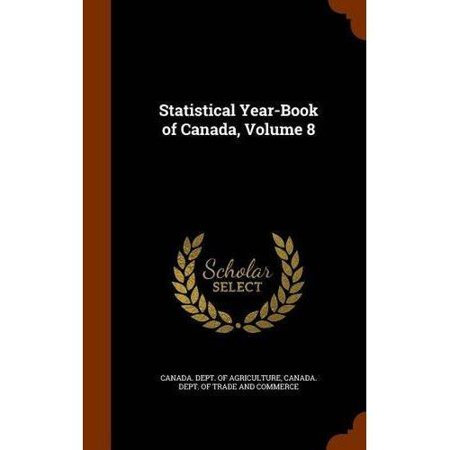 Statistical Year-Book of Canada, Volume 8 - image 1 of 1