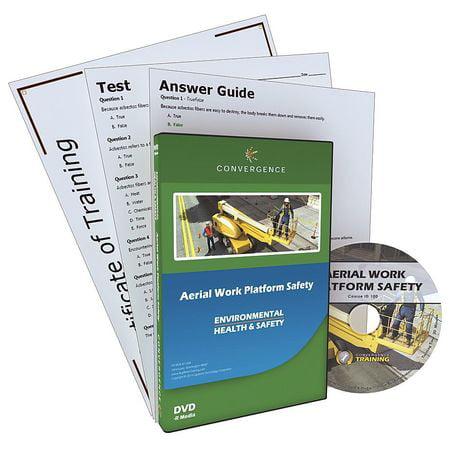 CONVERGENCE TRAINING C-800 Aerial Work Platform Safety - Aerial Work Platforms