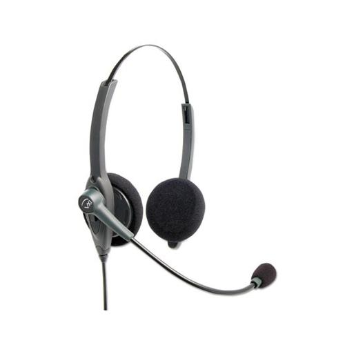 VXI 202774 Passport 21G Binaural Single-Wire Headset by VXI