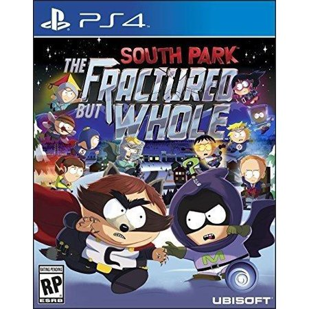 South Park  The Fractured But Whole  Ps4    Pre Owned