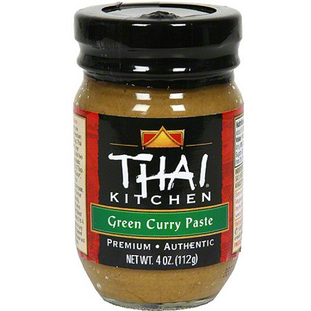 Thai Kitchen Green Curry Paste, 4 oz (Pack of 12)