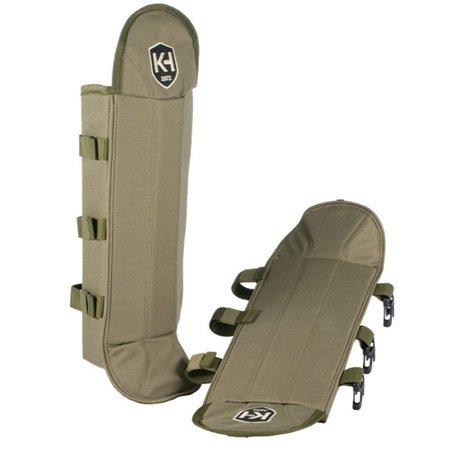 Knight and Hale Real Tree Snake Gaiters-OD Green thumbnail