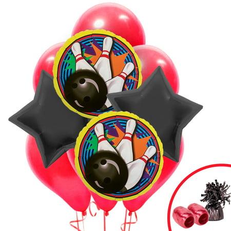 Bowling Balloon Bouquet Kit](Bowling Party Decor)