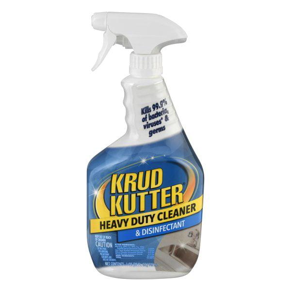 Krud Kutter Heavy Duty Cleaner Disinfectant 32 Oz Spray Walmart Com Walmart Com