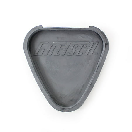 Gretsch Rancher Soundhole Cover for Acoustic Guitars with Triangle Sound-Holes By Fender