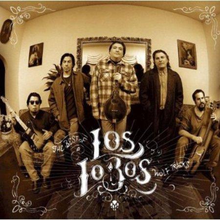 Wolf Tracks: Best of los Lobos (CD)