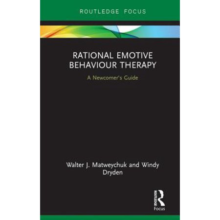 Rational Emotive Behaviour Therapy - eBook (Rational Emotive Behaviour Therapy In A Nutshell)