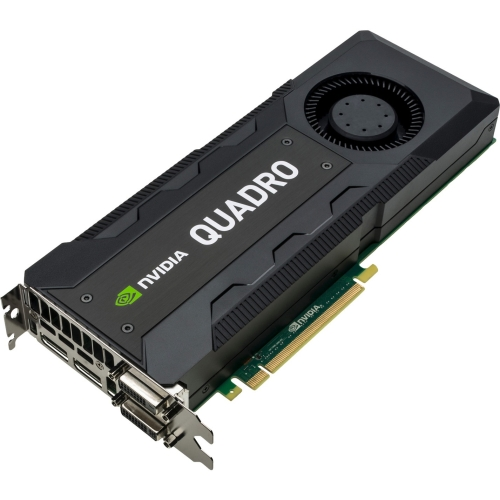 HP NVIDIA Graphics Card J3G90AT HP Quadro K5200 Graphic Card 8 GB GDDR5 PCI Express 3.0 x16 Full-height Single... by HP