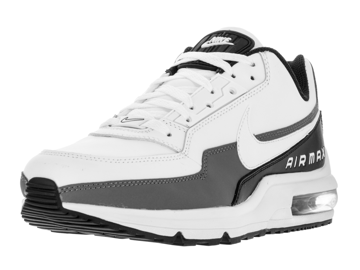 Nike Air Max LTD 3 White Grey Men's Running Shoes 687977-105 Size 10 by Nike