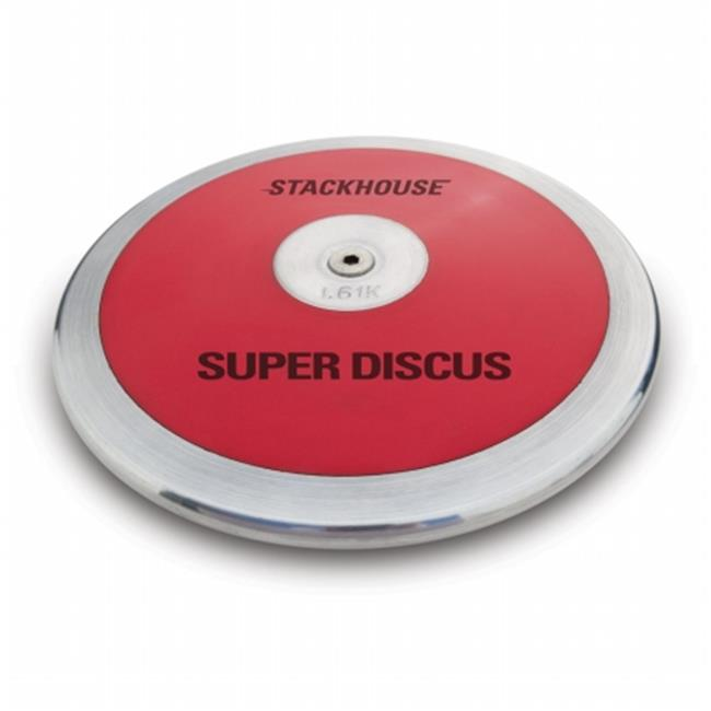 Stackhouse T61 Red Super Discus Low Spin - 1.6 kilo High School