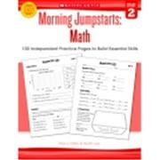 Scholastic Morning Jumpstarts - Math, Grade 2