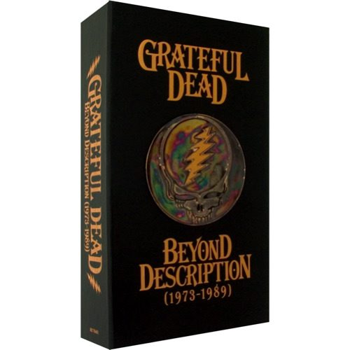 Beyond Description (1973-1989) (12 Disc Box Set)