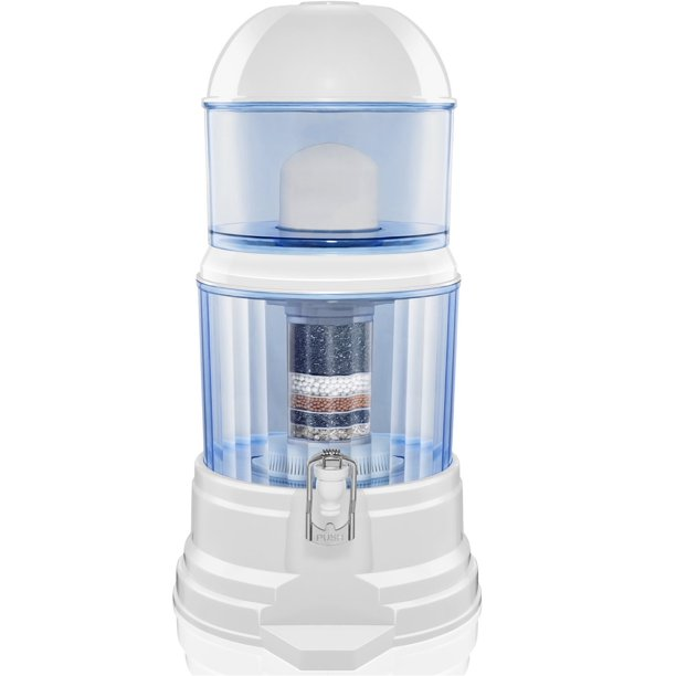 Ledoux Waters Water Filter 64cup