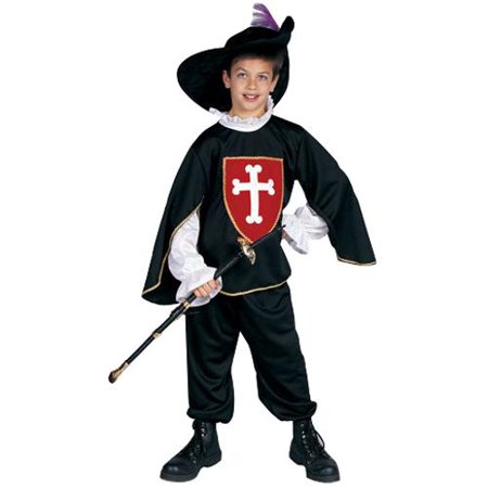 Child's Deluxe Musketeer Costume (Musketeer Costume)