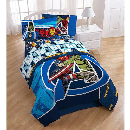 Avengers Polyester Bedding Sheet Set