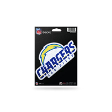 San Diego Chargers Vinyl - Rico San Diego Chargers Glitter Decal