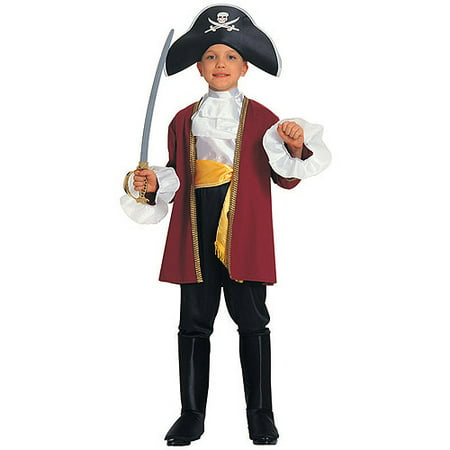 Captain Hook Toddler Halloween Costume - Captain Hook Adult