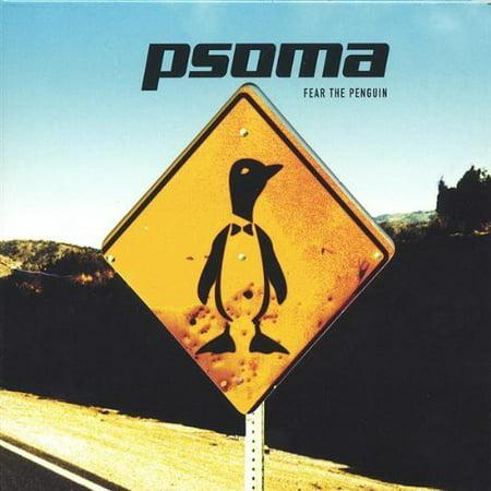 Fear the Penguin - Penguin Vinyl