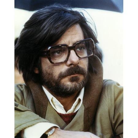 Giancarlo Giannini wearing Huge Eye Glass Photo Print](Huge Eyes)