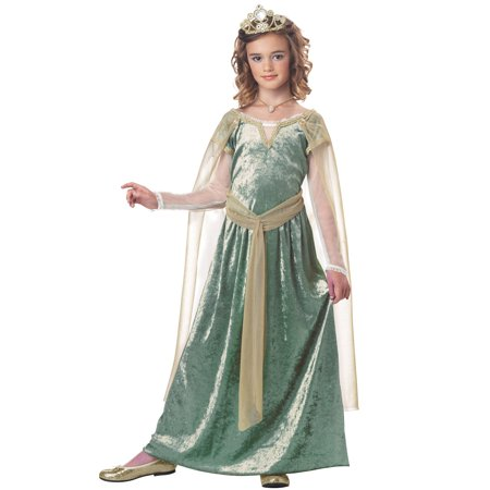 Queen Guinevere Child Costume - Lady Guinevere