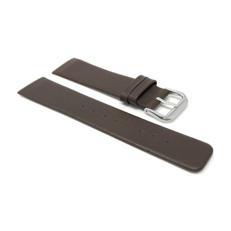 24mm Skagen Replacement Leather Watch Strap - image 3 of 7