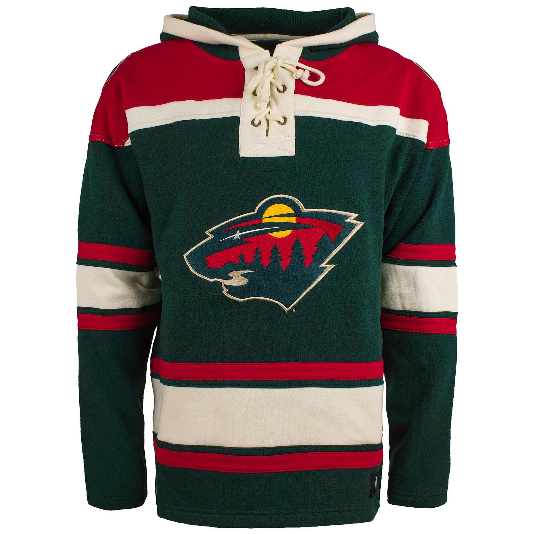 minnesota wild nhl 47 heavyweight jersey lacer hoodie rh walmart ca mn wild jersey hoodie minnesota wild adidas jersey for sale