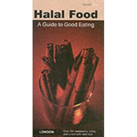 Halal Food London  A Guide To Good Eating  Paperback